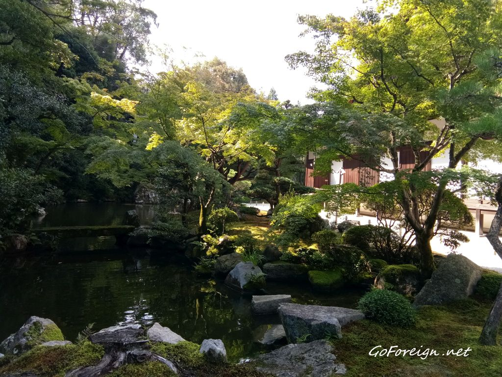 Chion-in temple garden, Kyoto